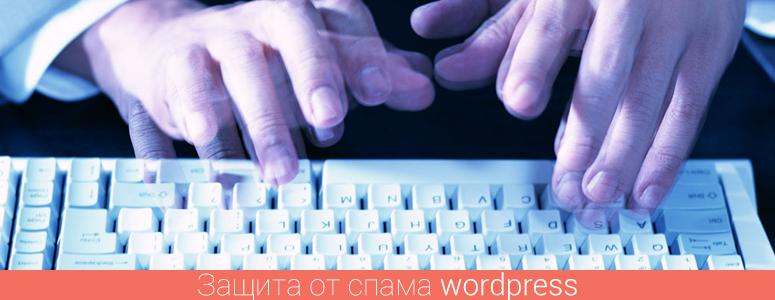 Защита от спама wordpress