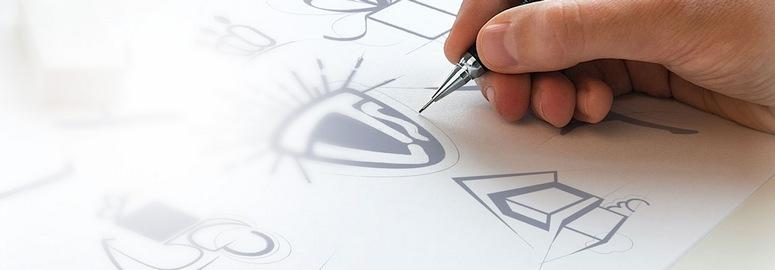 Смешение шрифтов в создании логотипов